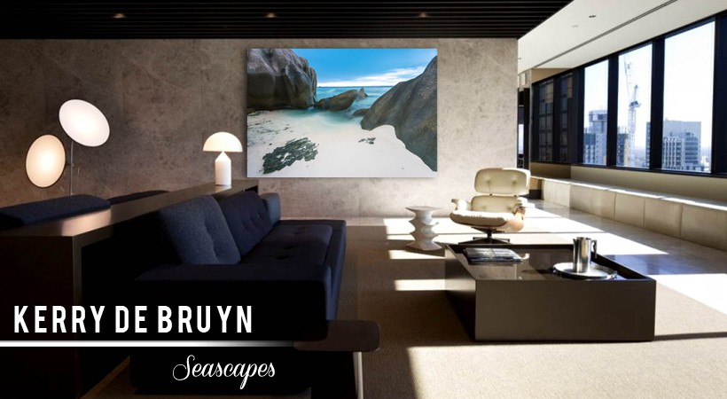 Seascapes by Kerry de Bruyn