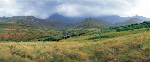 The Amphitheater, uKhahlamba/Drakensberg Park - a South Africa World Heritage Site