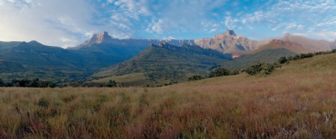 Amphitheater, Ukhahlamba/Drakensberg Park - a South African World Heritage Site