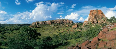 Mapungubwe Hill, Mapungubwe Cultural Landscape - a South Africa World Heritage Site