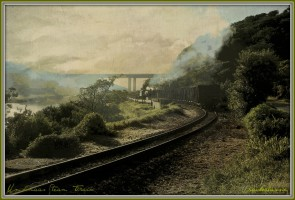 Steam Train to Umkomaas