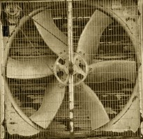 Old Tunnel Fan