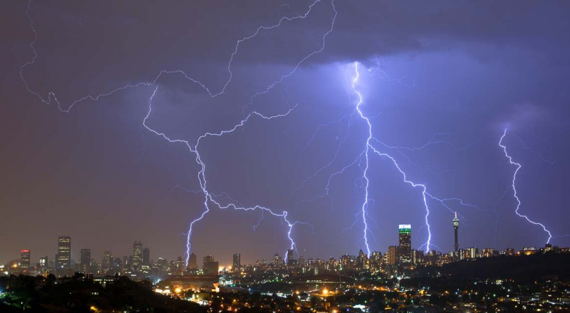 Extreme Weather, Lightning & Storm Photography